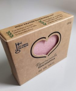Tuotekuva Catteco Ruususuola suolasaippua