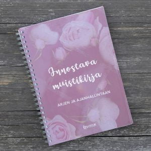 Tuotekuva Kasvustoori - Innostava muistikirja