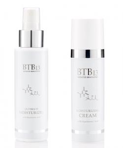 Tuotepakkaus BTB13 Ultimate moisturizer & Ultimate cream