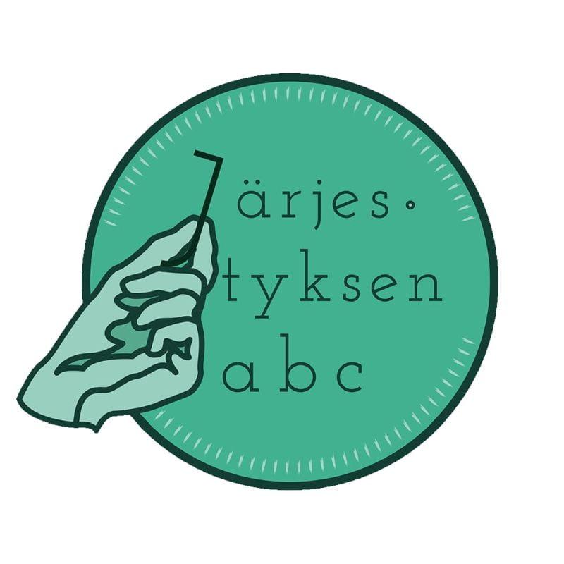 Tuotekuva Järjestyksen ABC - Logo